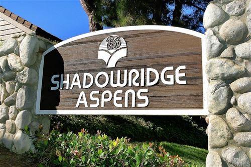 Photo of 1063 Shadowridge #30, Vista, CA 92081 (MLS # 200014961)