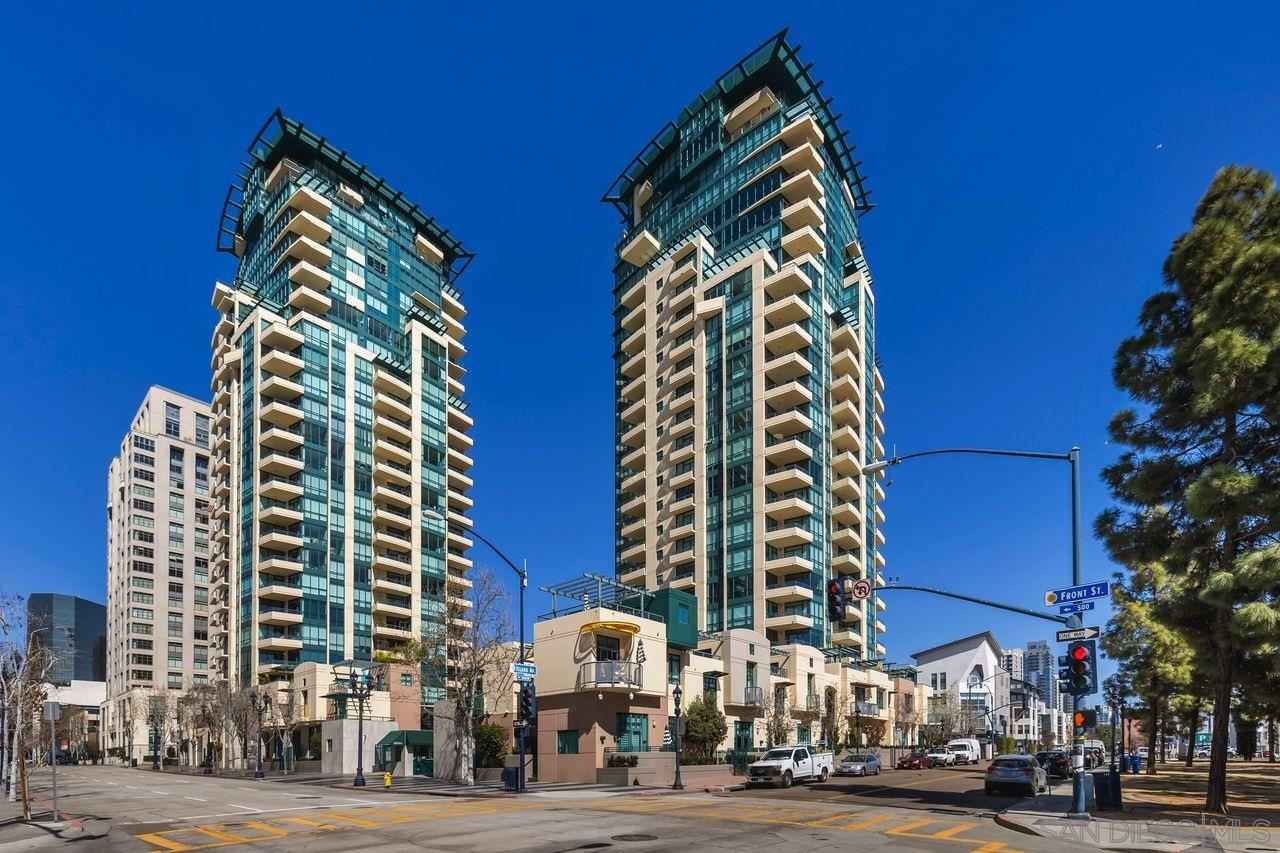 Photo for 510 1st Avenue #1901, San Diego, CA 92101 (MLS # 210004961)