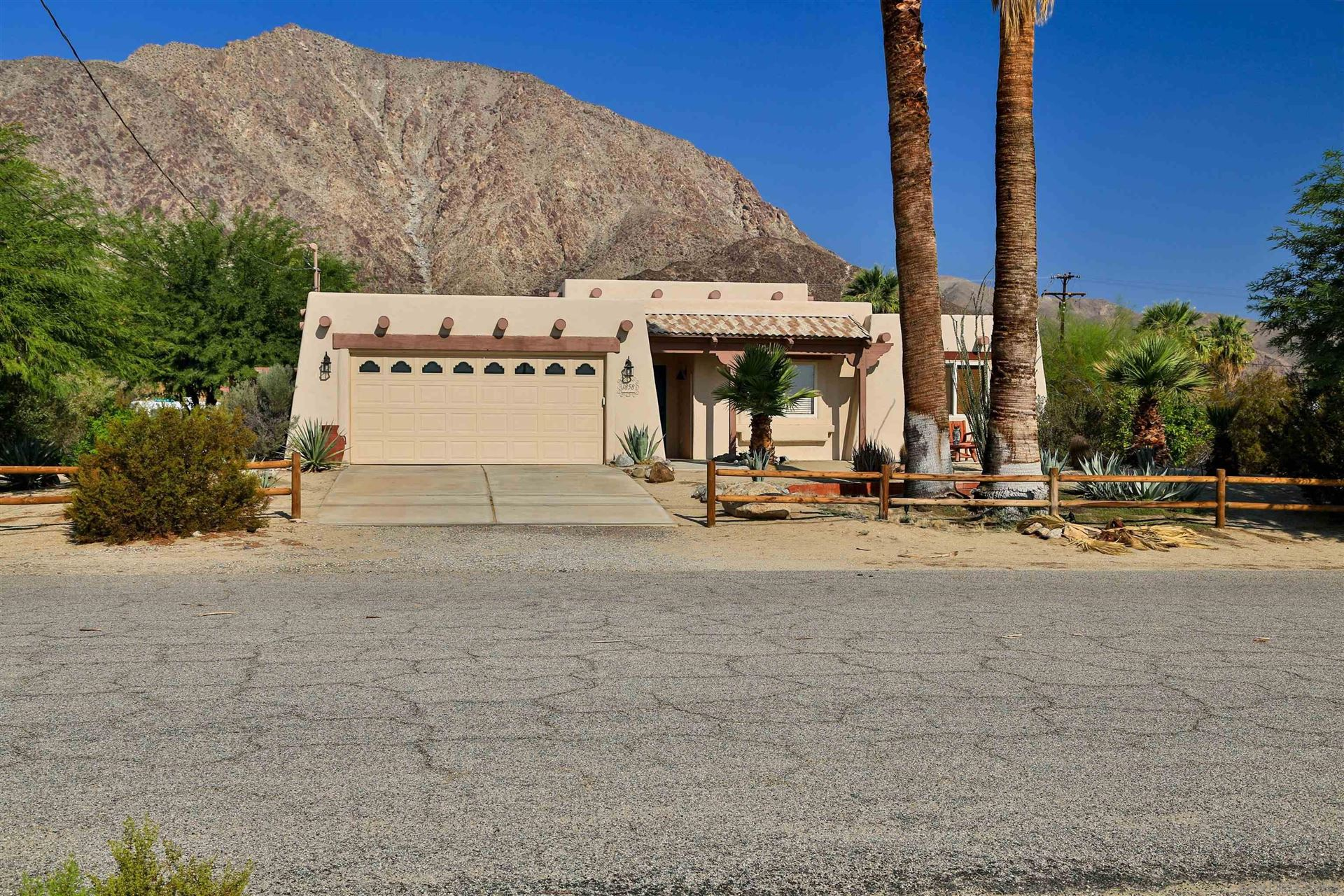 Photo of 1858 Hauberk Dr, Borrego Springs, CA 92004 (MLS # 210025962)