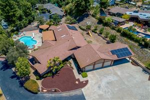 Photo of 1309 Hidden Mountain Dr, El Cajon, CA 92019 (MLS # 190055963)