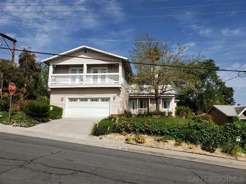 Photo of 5993 Howell Drive, La Mesa, CA 91942 (MLS # 210012964)
