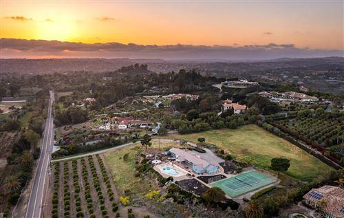 Photo of 6124 El Camino Del Norte, Rancho Santa Fe, CA 92067 (MLS # 210019964)