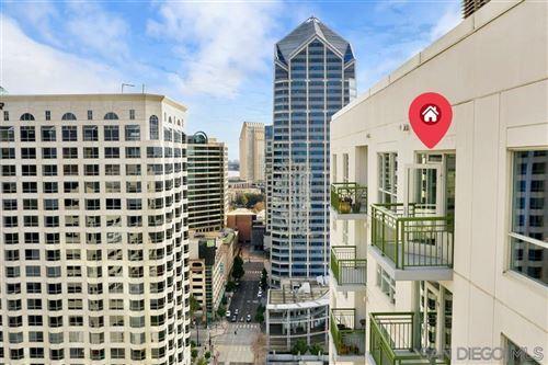 Photo of 1240 India Street #2405, San Diego, CA 92101 (MLS # 210023964)