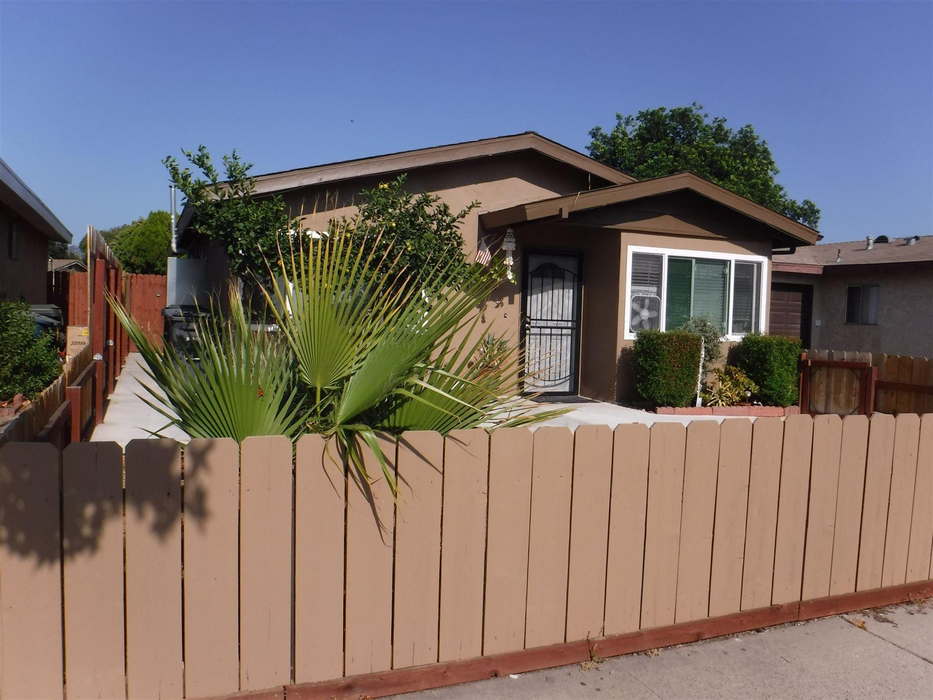 Photo of 104 N Rose St., Escondido, CA 92027 (MLS # 200045964)
