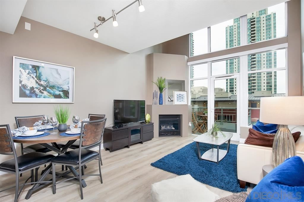 Photo for 1240 India St #509, San Diego, CA 92101 (MLS # 200025966)