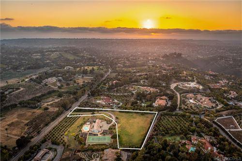 Photo of El Camino Del Norte, Rancho Santa Fe, CA 92067 (MLS # 210019967)