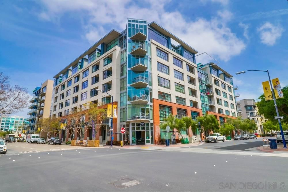 Photo for 1050 Island Ave #109, San Diego, CA 92101 (MLS # 210009967)