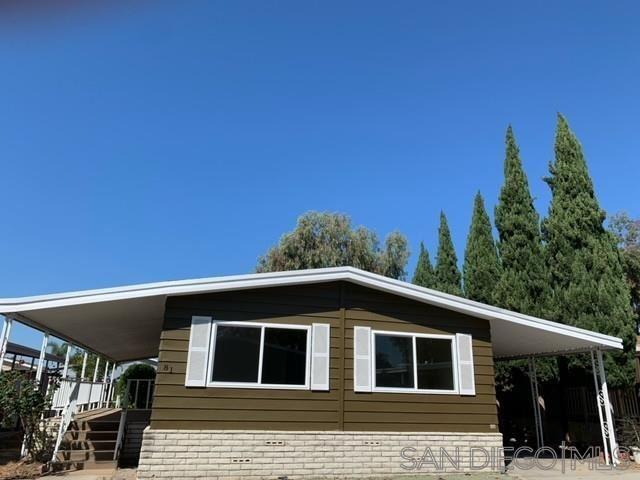 Photo of 276 N El Camino Real #SPC 81, Oceanside, CA 92058 (MLS # 210027968)