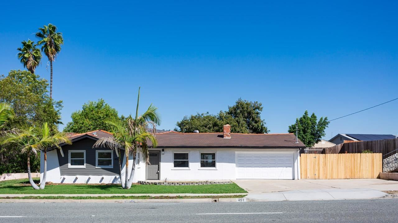 Photo of 451 Elkelton Blvd, Spring Valley, CA 91977 (MLS # 210028970)