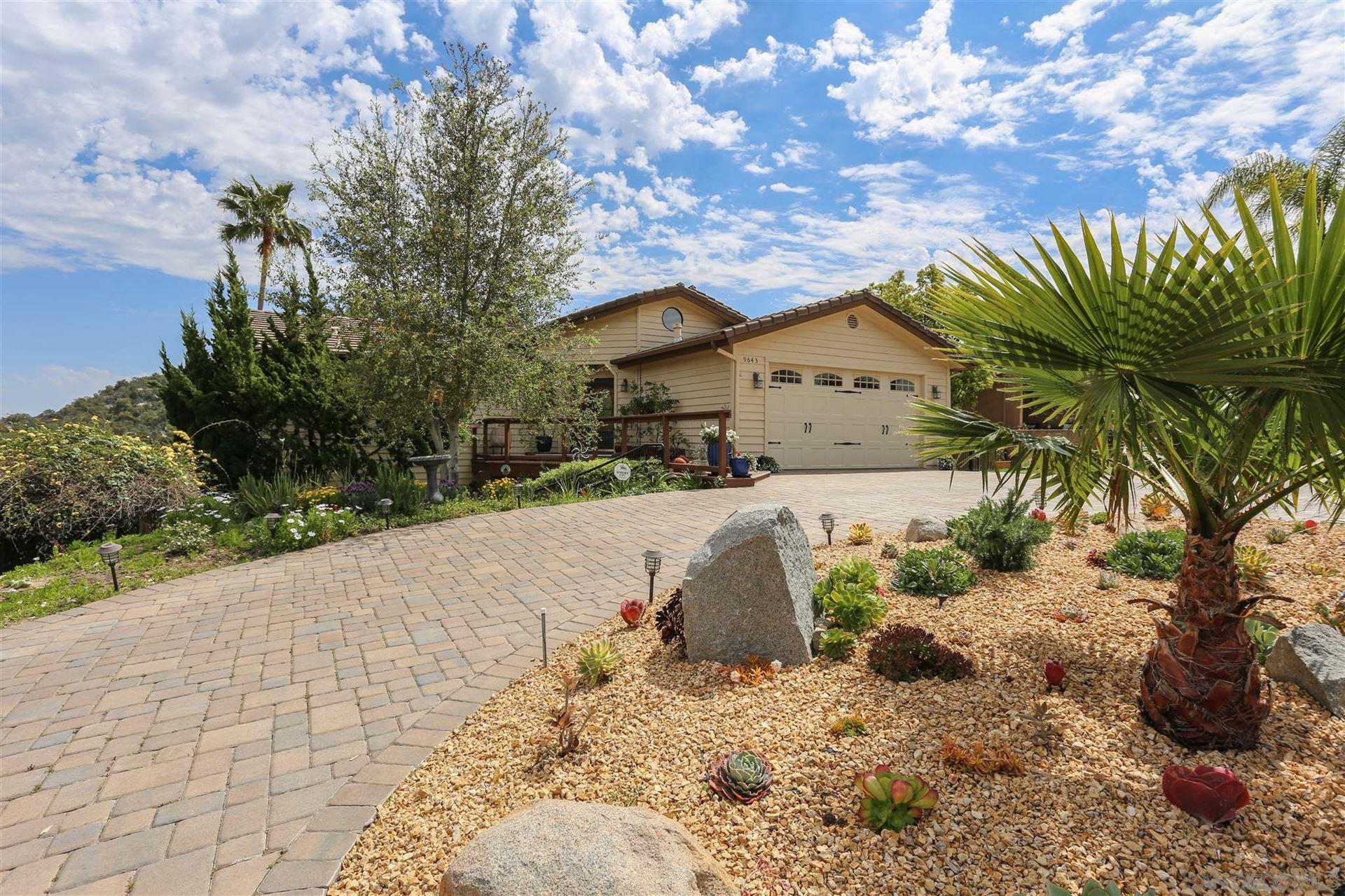 Photo of 9643 Indian Creek Way, Escondido, CA 92026 (MLS # 210007971)