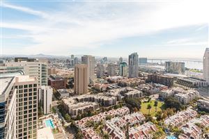 Photo of 700 W E Street #3504, San Diego, CA 92101 (MLS # 180008973)