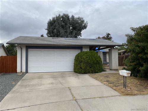 Photo of 9360 Lake Country Drive, Santee, CA 92071 (MLS # 200049975)