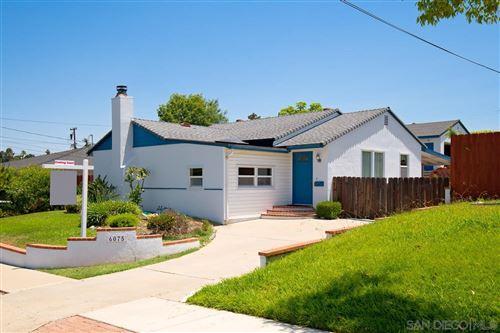 Photo of 6075 Odessa Ave, La Mesa, CA 91942 (MLS # 210015976)