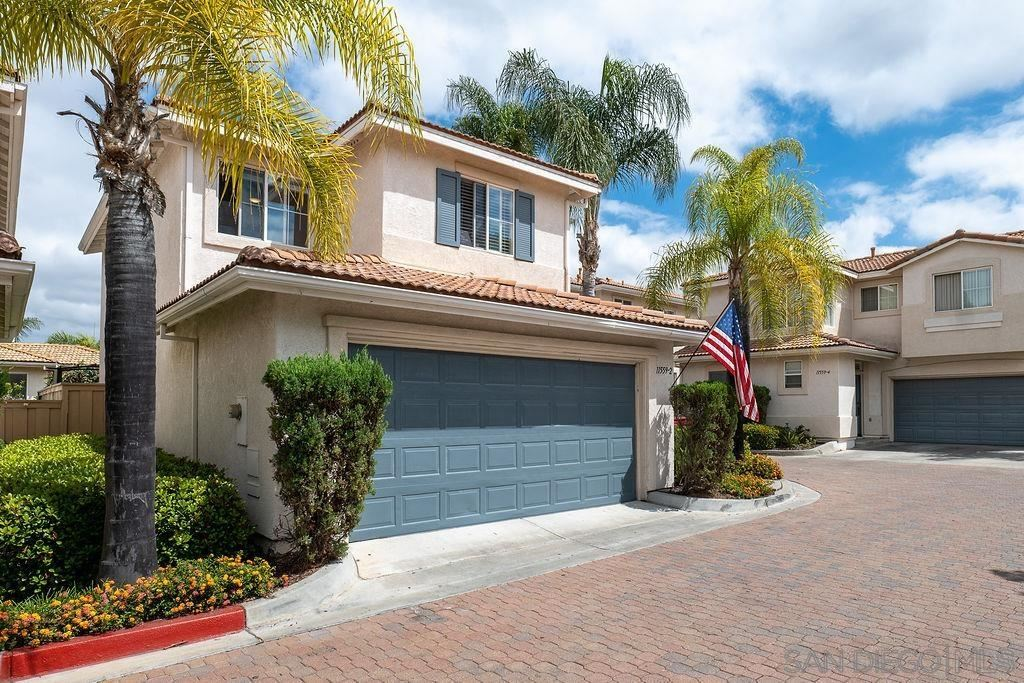 Photo for 11559 Compass Point Dr N #2, San Diego, CA 92126 (MLS # 210015977)