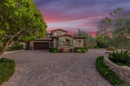 Photo of 6641 Calle Ponte Bella, Rancho Santa Fe, CA 92091 (MLS # 210010984)
