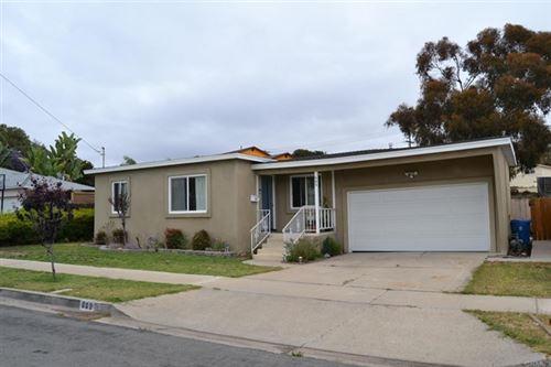 Photo of 689 Gretchen Rd., Chula Vista, CA 91910 (MLS # PTP2103984)