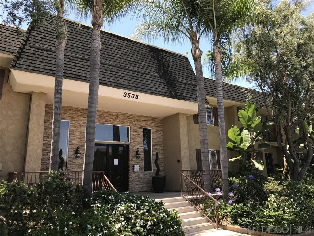 Photo for 3535 Madison Ave #137, San Diego, CA 92116 (MLS # 190034984)