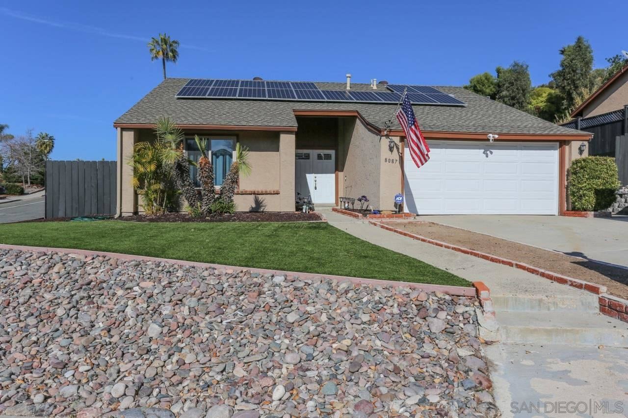 Photo for 8087 Shady Sands Rd, San Diego, CA 92119 (MLS # 210000984)