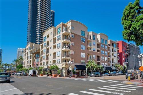 Tiny photo for 350 K Street #311, San Diego, CA 92101 (MLS # 210012986)
