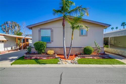 Photo of 1219 E Barham Drive #110, San Marcos, CA 92078 (MLS # 210012987)