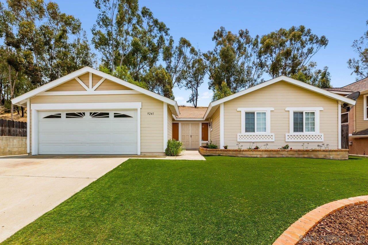 Photo of 9241 Birchcrest Blvd, Santee, CA 92071 (MLS # 210020987)