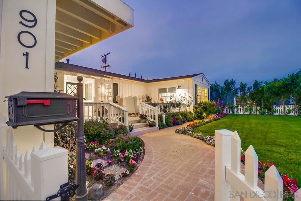 Photo of 901 Balboa Avenue, Coronado, CA 92118 (MLS # 210014988)