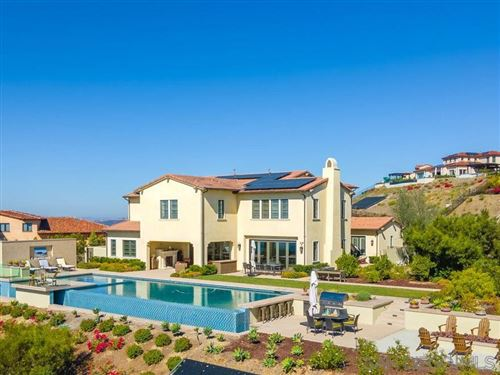 Photo of 8749 Via Rancho Cielo, Rancho Santa Fe, CA 92067 (MLS # 200050989)