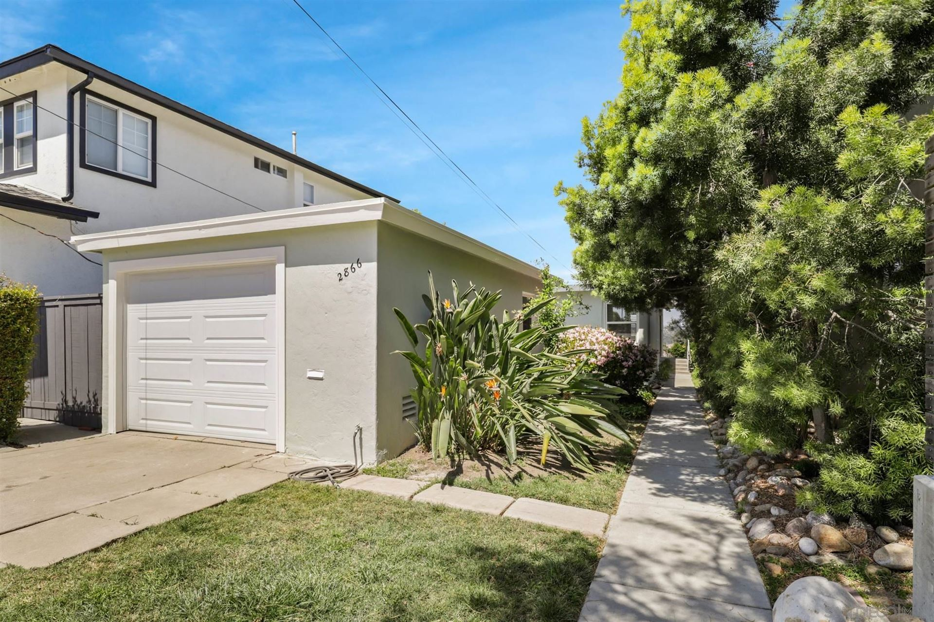 Photo for 2866 Copley Ave, San Diego, CA 92116 (MLS # 210008990)