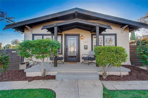 Photo of 3804 Texas St, San Diego, CA 92104 (MLS # 210011992)