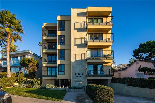 Photo of 457 Coast Blvd #402, La Jolla, CA 92037 (MLS # 210010994)