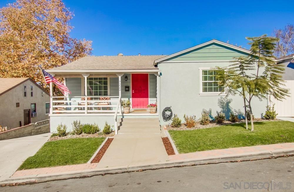 Photo of 7222 Princeton Ave, La Mesa, CA 91942 (MLS # 210000994)