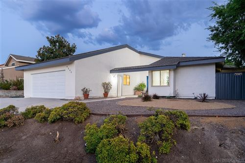 Photo of 4243 Rueda Drive, San Diego, CA 92124 (MLS # 210025996)