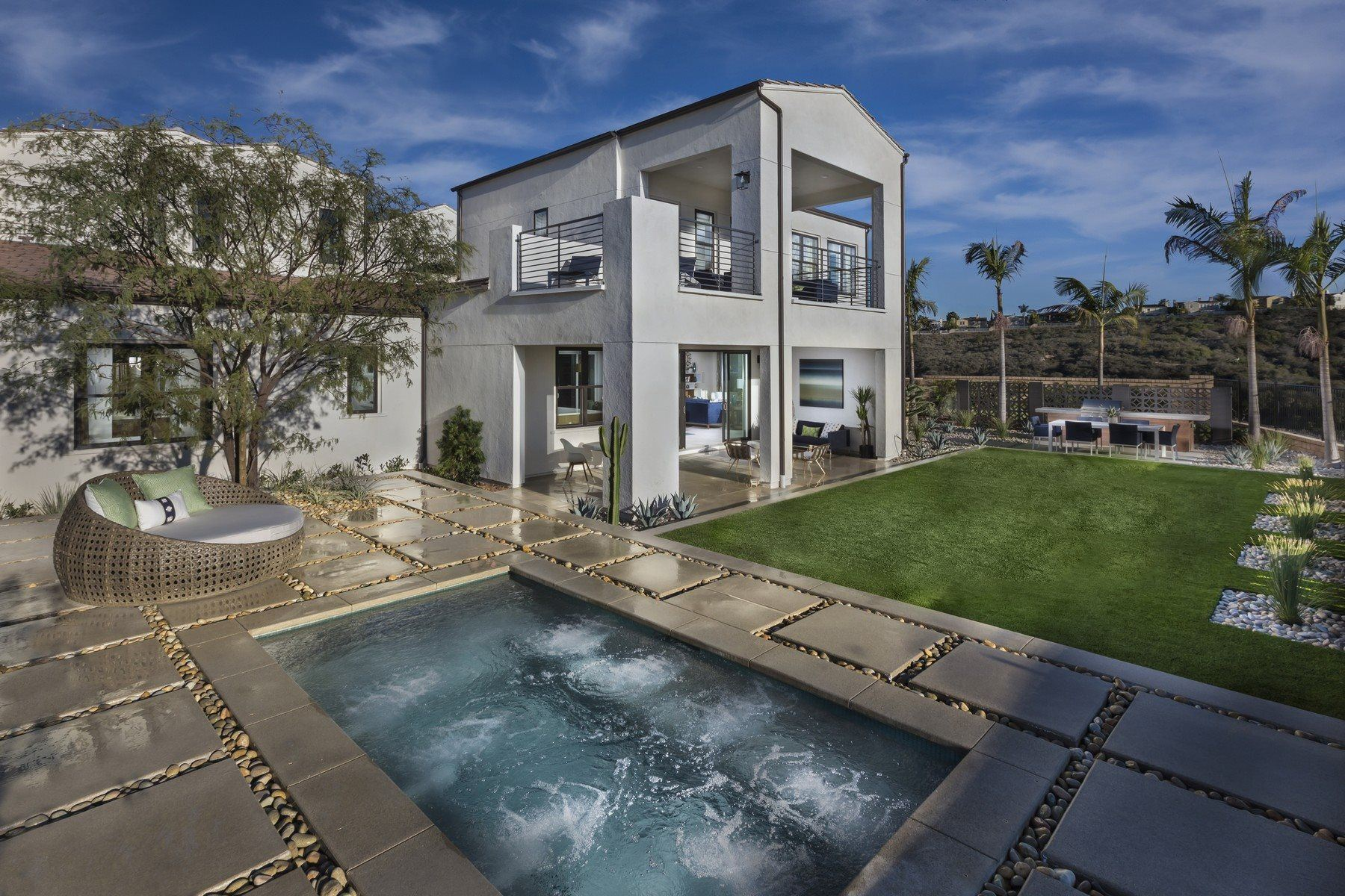 Photo of 5341 Sweetwater Trails Model Home Plan 3, San Diego, CA 92130 (MLS # 200046998)