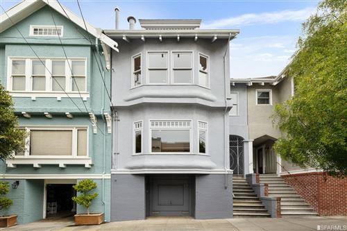 Photo of 226 20th Avenue, San Francisco, CA 94121 (MLS # 421582000)