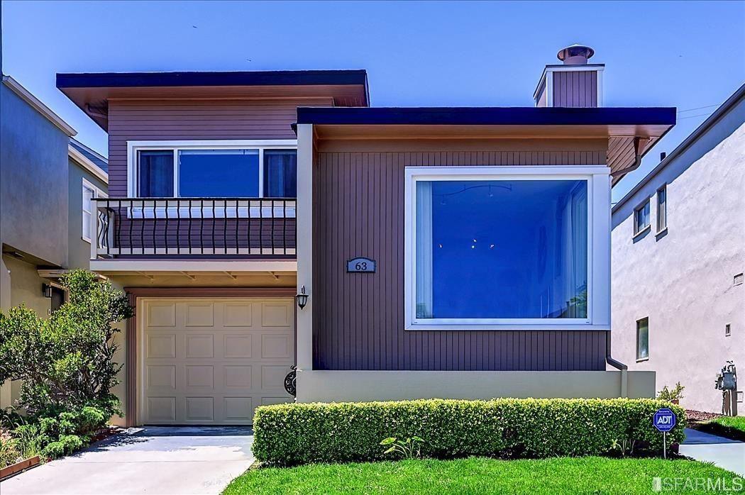 63 Fairmont Drive, Daly City, CA 94015 - #: 421562003
