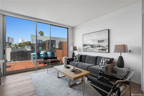 Photo of 450 Hayes Street #PH3, San Francisco, CA 94102 (MLS # 421575019)