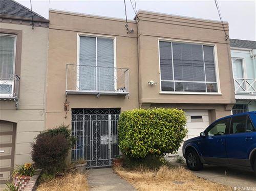 Photo of 1687 33rd Avenue, San Francisco, CA 94122 (MLS # 421558032)