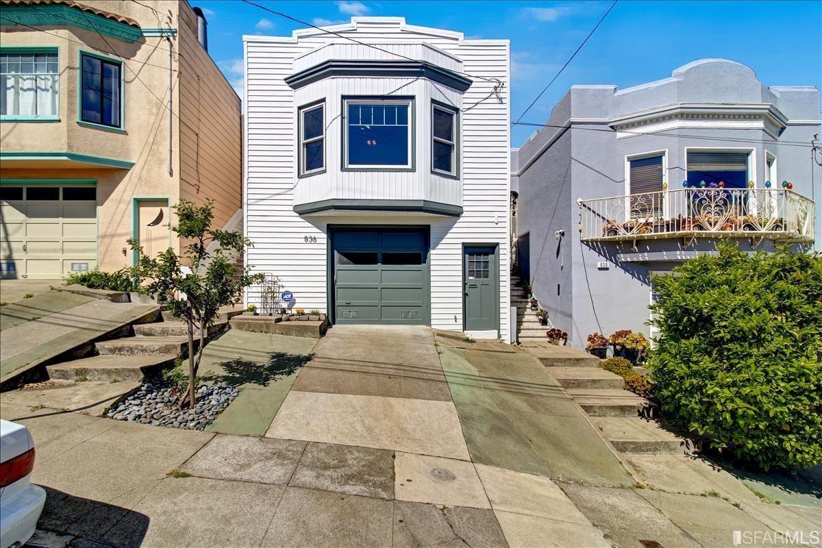 836 Brussels Street, San Francisco, CA 94134 - #: 421560035
