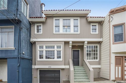 Photo of 672 27th Avenue, San Francisco, CA 94121 (MLS # 421573043)