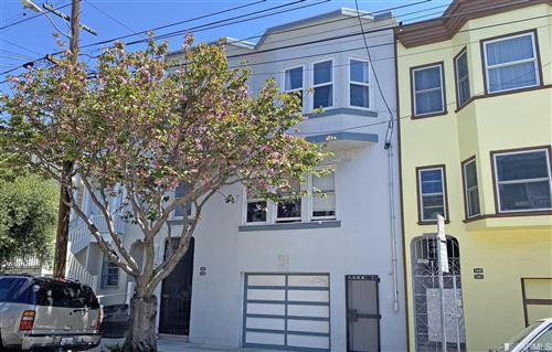 Photo of 1385 - 1387 Hampshire Street #1385A, San Francisco, CA 94110 (MLS # 512046)