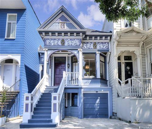 Photo of 2351 Bryant Street, San Francisco, CA 94110 (MLS # 421593074)