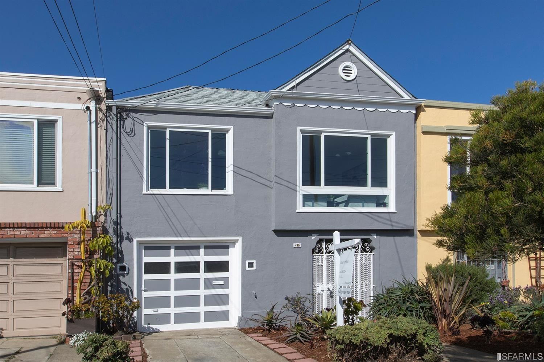 2615 47th Avenue, San Francisco, CA 94116 - #: 421530074