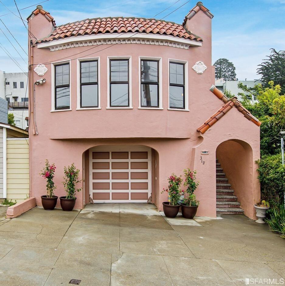 318 Hearst Avenue, San Francisco, CA 94112 - #: 421575083