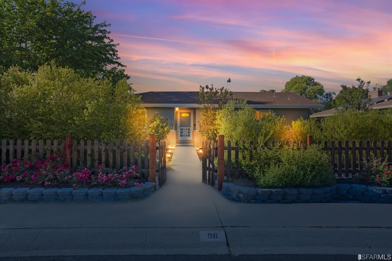 96 Baylor Lane, Pleasant Hill, CA 94523 - #: 421556106