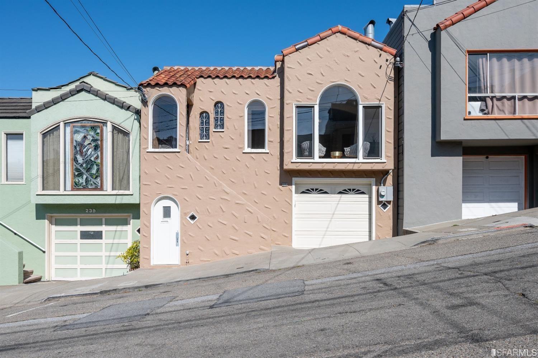 245 Hamilton Street, San Francisco, CA 94134 - #: 421585114