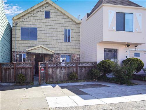 Photo of 142 Brighton Avenue, San Francisco, CA 94112 (MLS # 421533115)