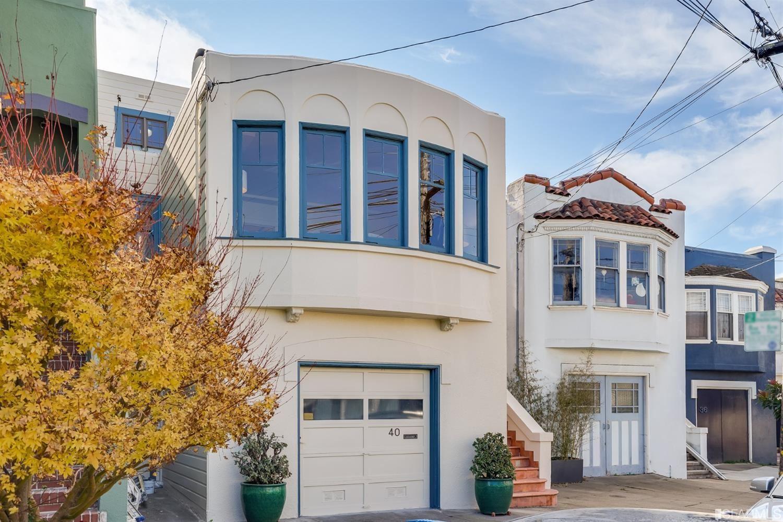 40 Mirabel Avenue, San Francisco, CA 94110 - #: 510118