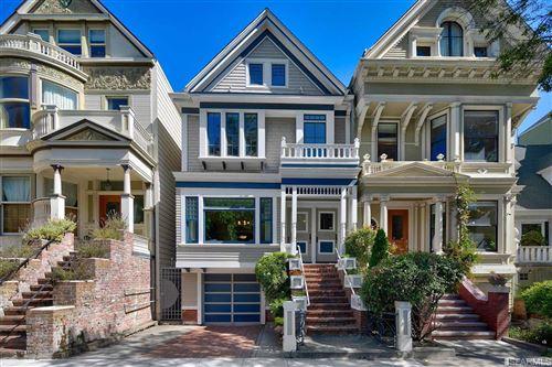 Photo of 1872 Fell Street, San Francisco, CA 94117 (MLS # 421583119)