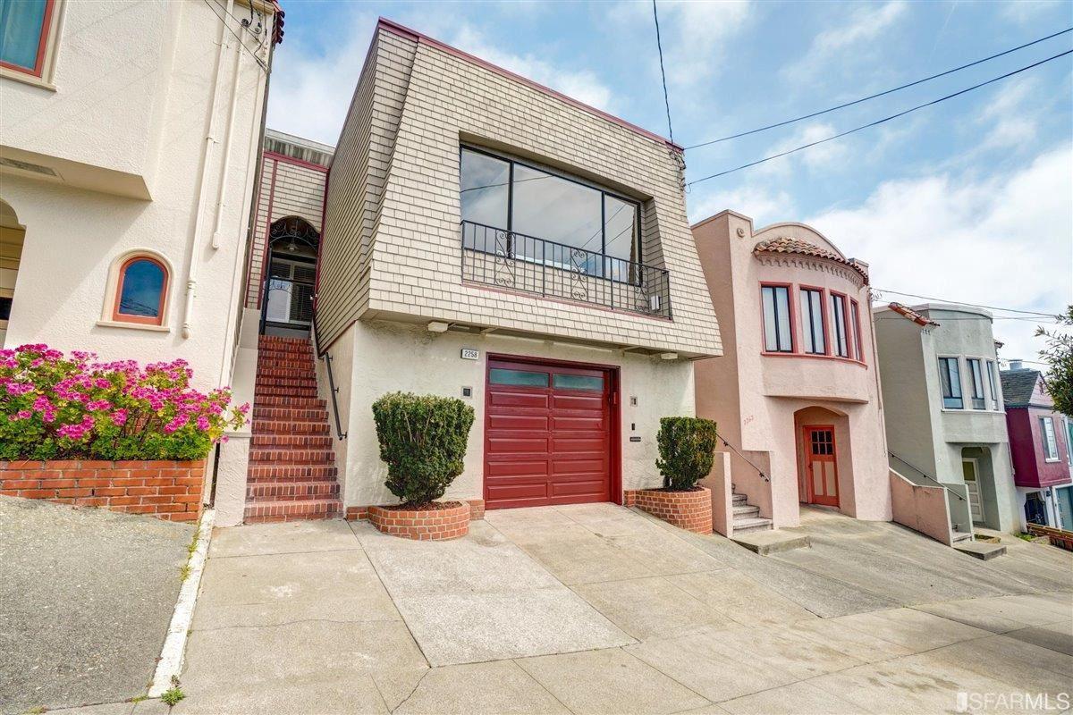 2258 26th Avenue, San Francisco, CA 94116 - #: 421541123