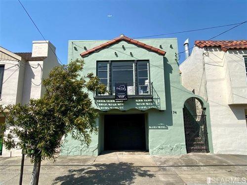 Photo of 174 Cayuga Avenue, San Francisco, CA 94112 (MLS # 421596133)